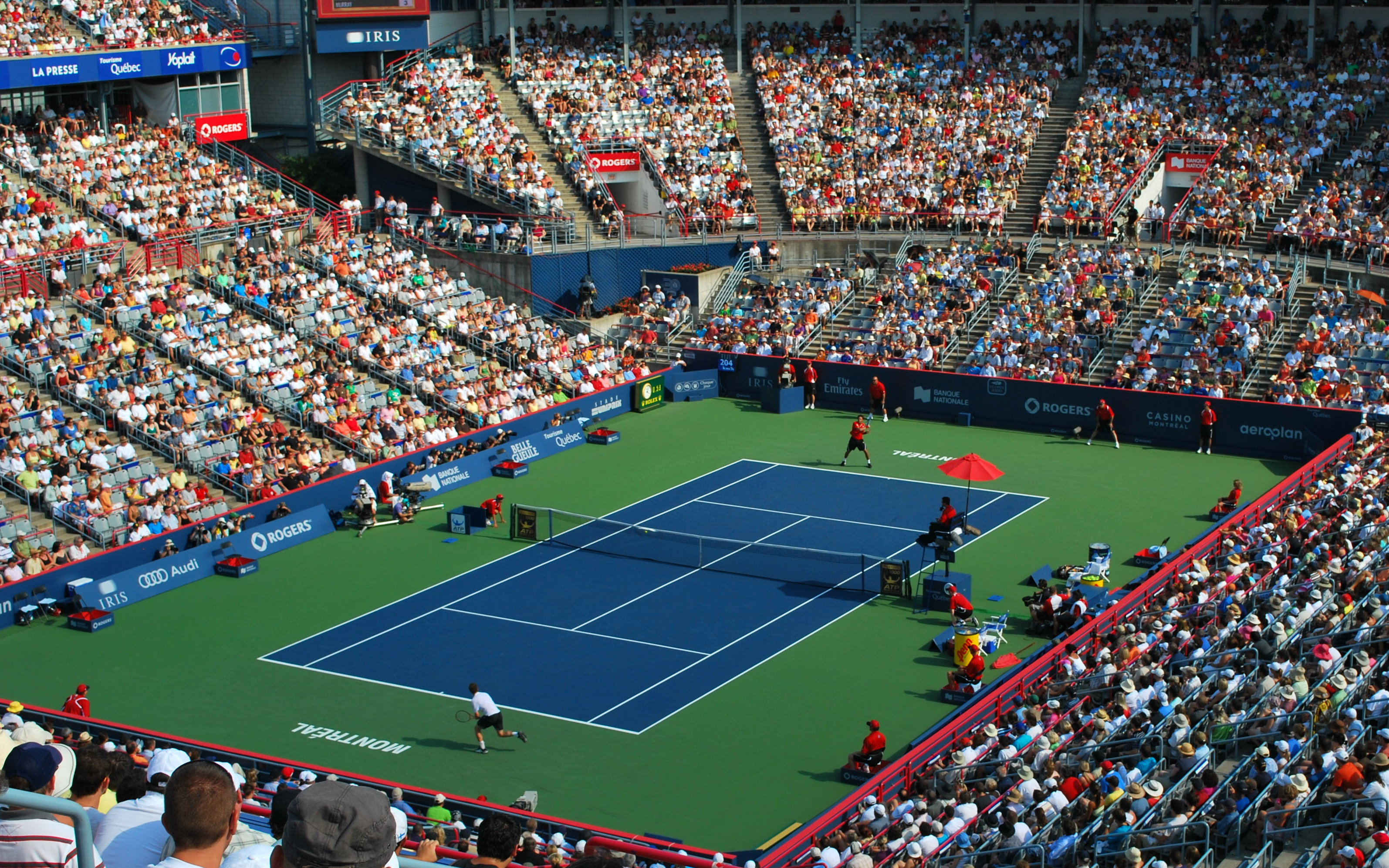 Rogers_Cup_Semifinal_2009